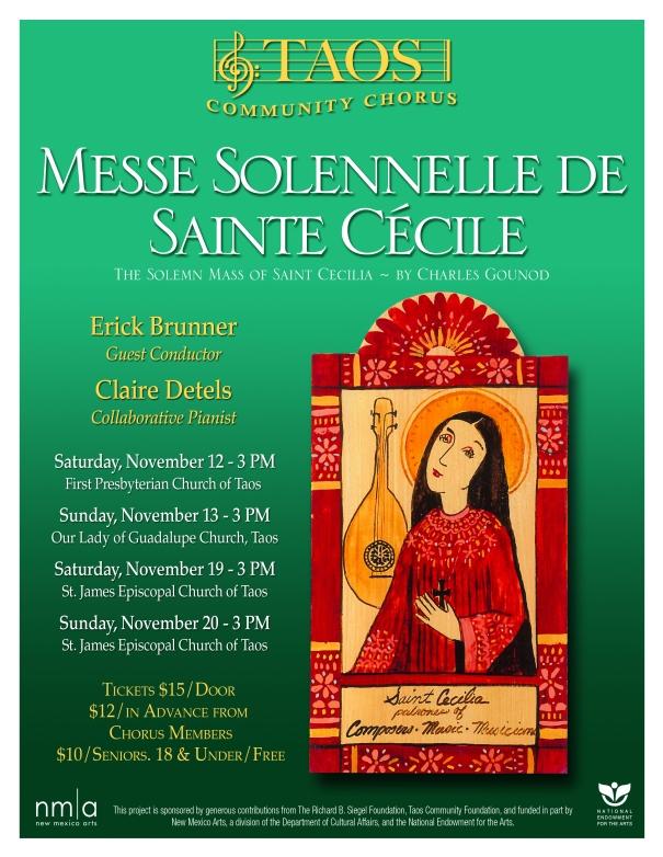 St Cecilia Mass concerts