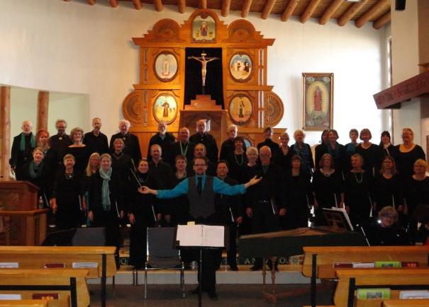 Community Chorus, Fall 2015