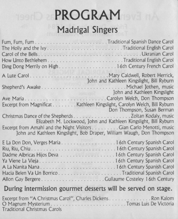 1984-xmas-madrigal-program