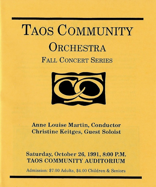 1991-oct-orchestra-cover