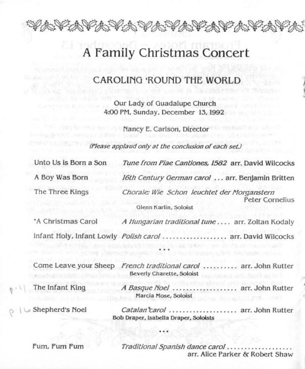 1992-xmas-chorus-program-1