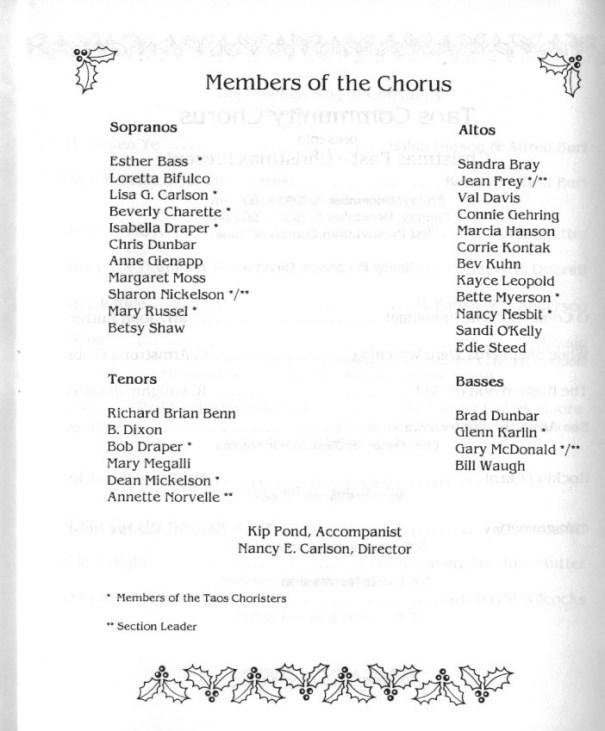 1993-xmas-personnel