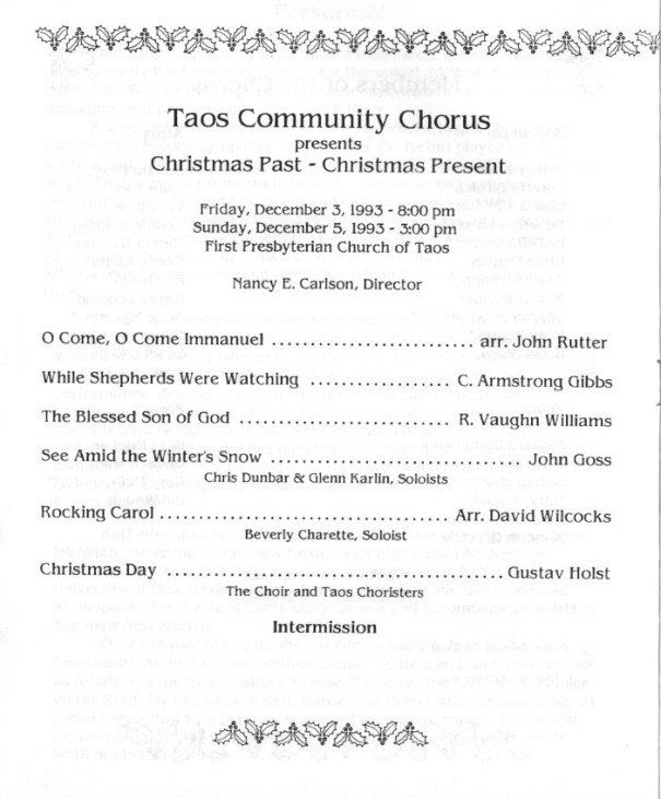 1993-xmas-program-1