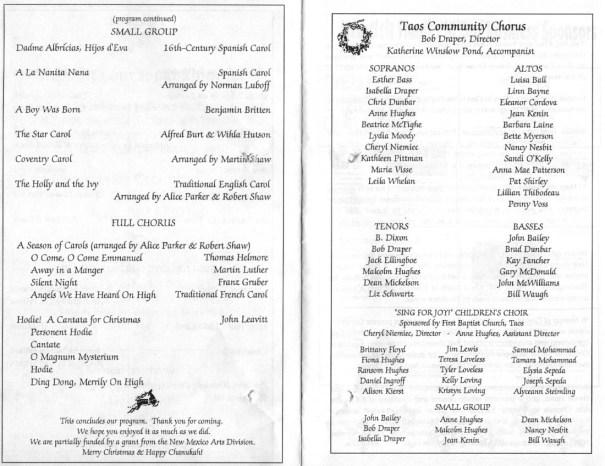 1995-xmas-program-2-participants