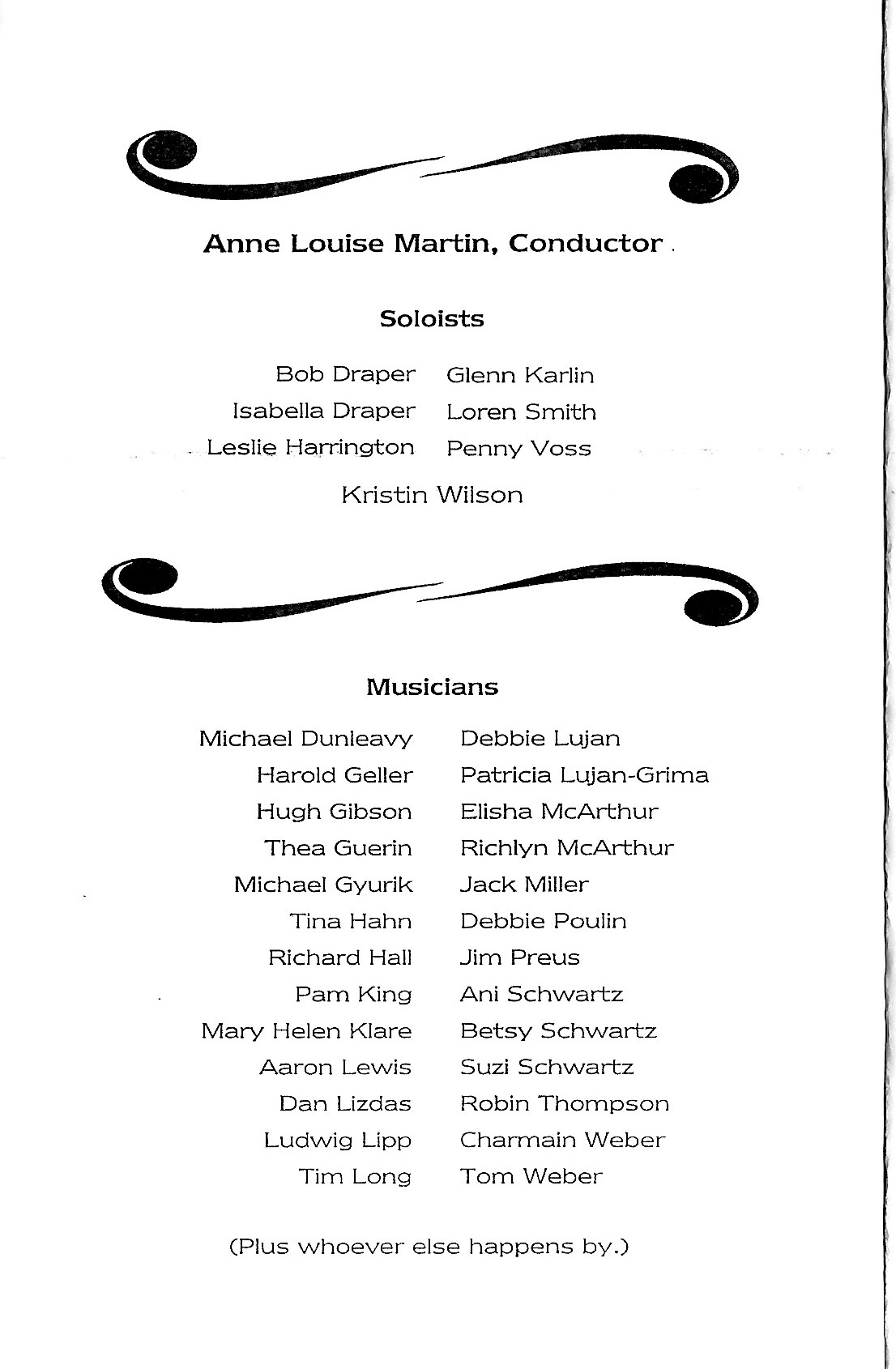 1999-messiah-performers