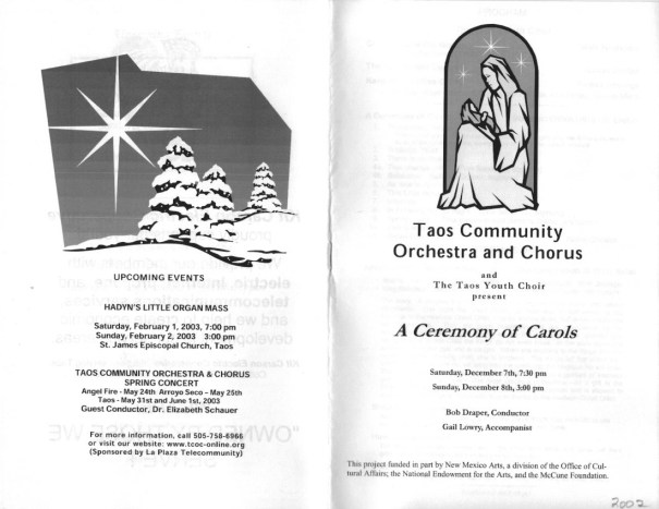 2002-xmas-ceremony-of-carols-cover
