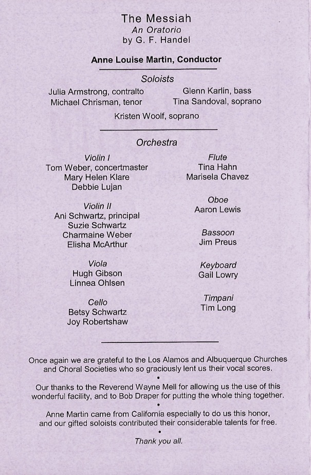 2003-nov-messiah-performers