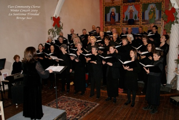 2009-dec-singers-at-arroyo-seco